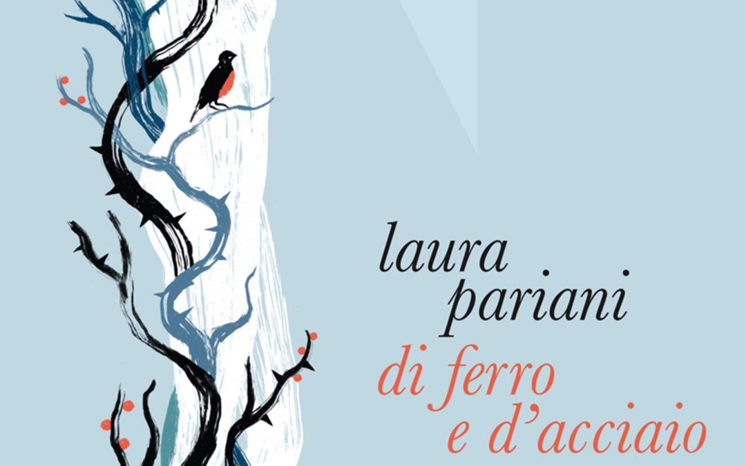 """Podcast: """"Di ferro e d'acciaio"""" – Laura Pariani"""