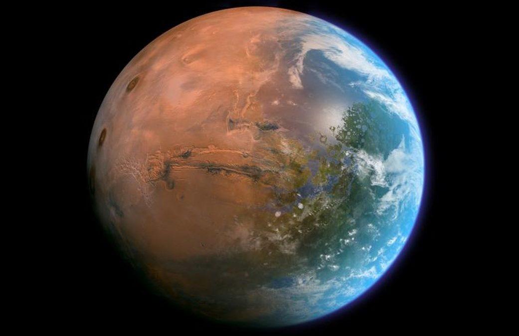 Il respiro di Marte