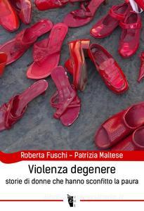 Violenza degenere copertina