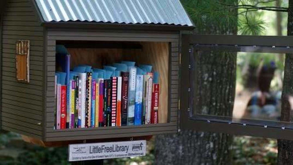 BOOKCROSSING – Rendere il mondo una grande biblioteca