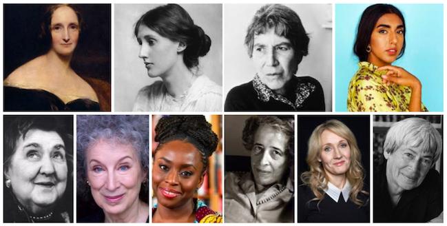 Le dieci scrittrici (e i loro libri) che tutti dovrebbere leggere