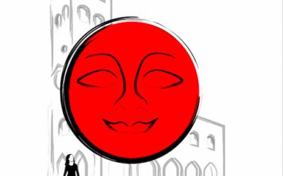 Sotto la luna che ride