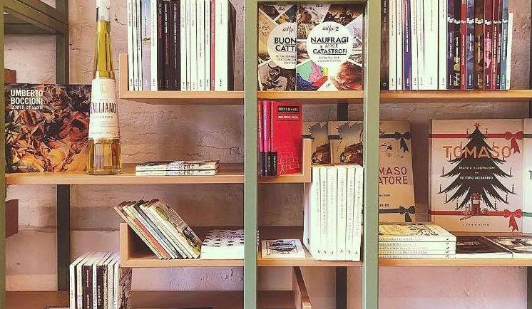 Aspirin, la libreria-bistrot molto più di un semplice caffè letterario