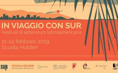 Festival della Letteratura Latinoamericana con SUR e SCUOLA HOLDEN