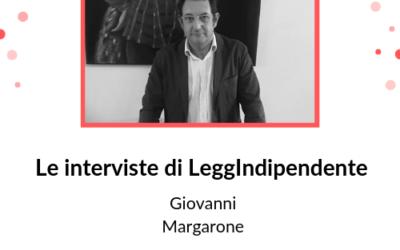 """INTERVISTA – Giovanni Margarone – """"Le ombre delle verità svelate"""""""