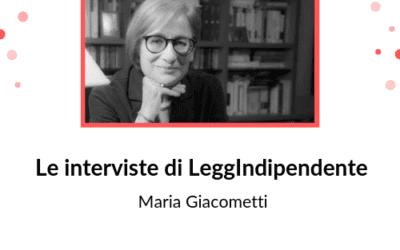 "INTERVISTA – Maria Giacometti – ""Bianca e Friedrich. Una storia d'amore, di cannocchiali e di fili d'erba"""