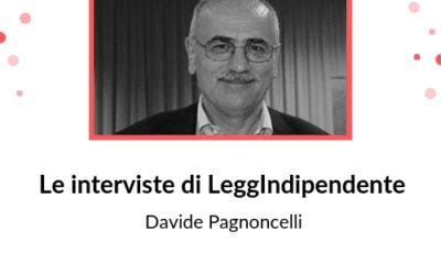 """INTERVISTA – Davide Pagnoncelli – """"Figli felici a scuola"""""""