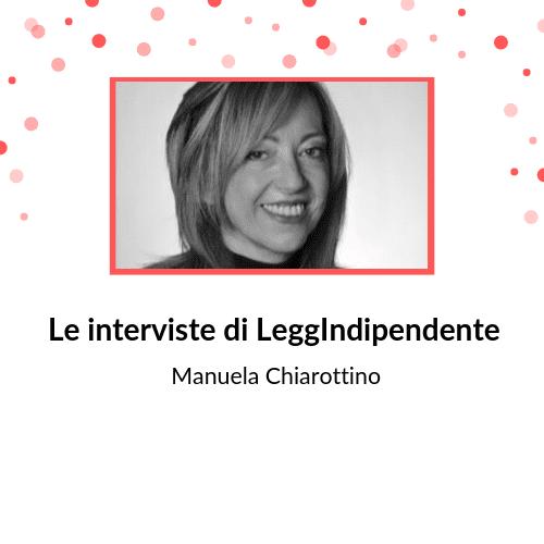 """INTERVISTA – Manuela Chiarottino – """"La bambina che annusava i libri"""""""