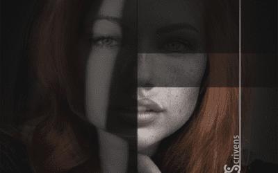 Donna con due ombre